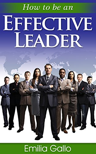 how to be an effective leader Learn about what makes an effective leader in this topic from the free management library.